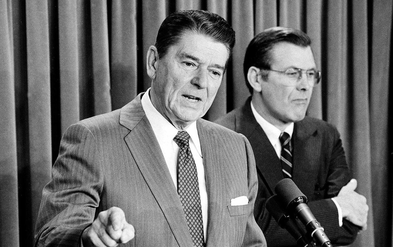 Reagan-Rumsfeld-Grenada-ap-img
