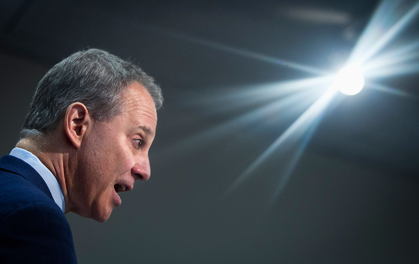 Eric Schneiderman, Accused by 4 Women, Quits as New York Attorney General