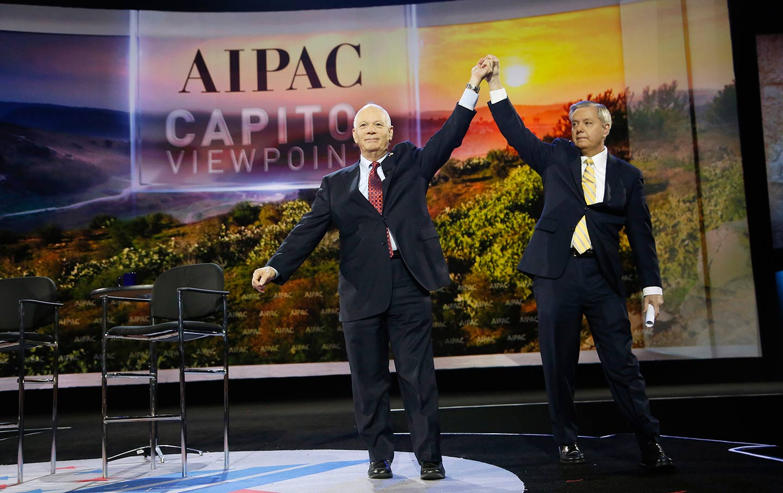 Ben Cardin AIPAC 2015