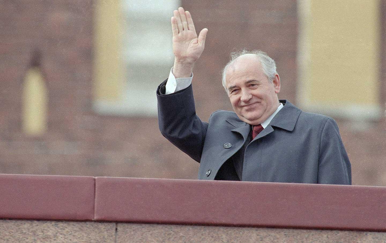 Gorbachev 1989