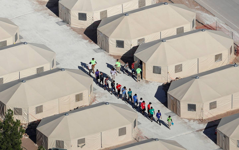 Immigrant children separated