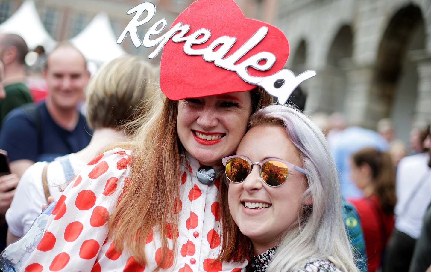 Ireland Abortion Love