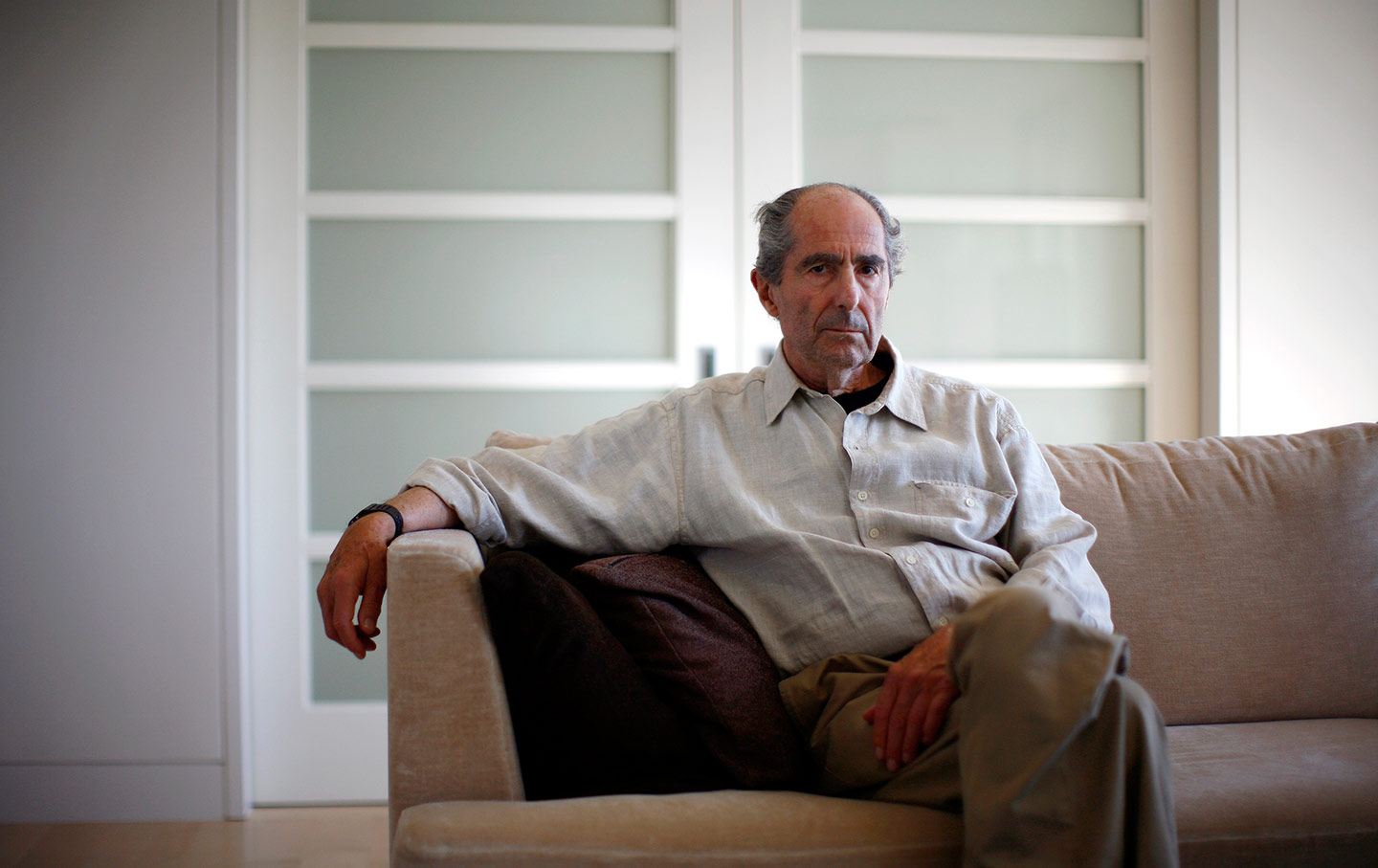 Philip Roth couch