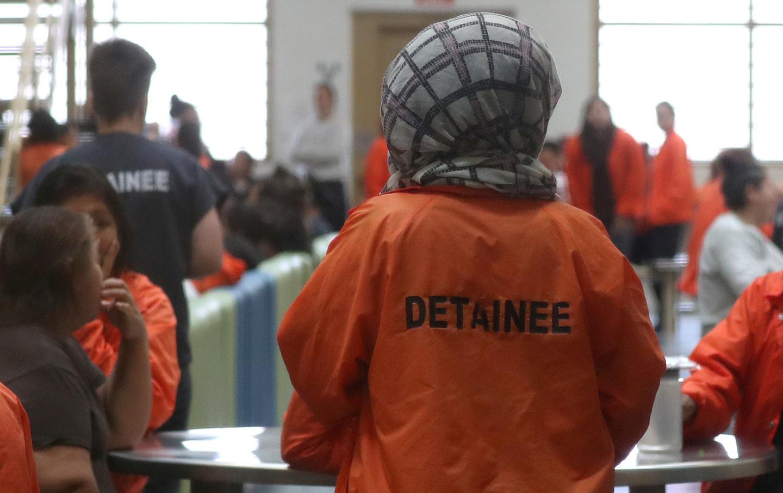 Detainee Immigrants
