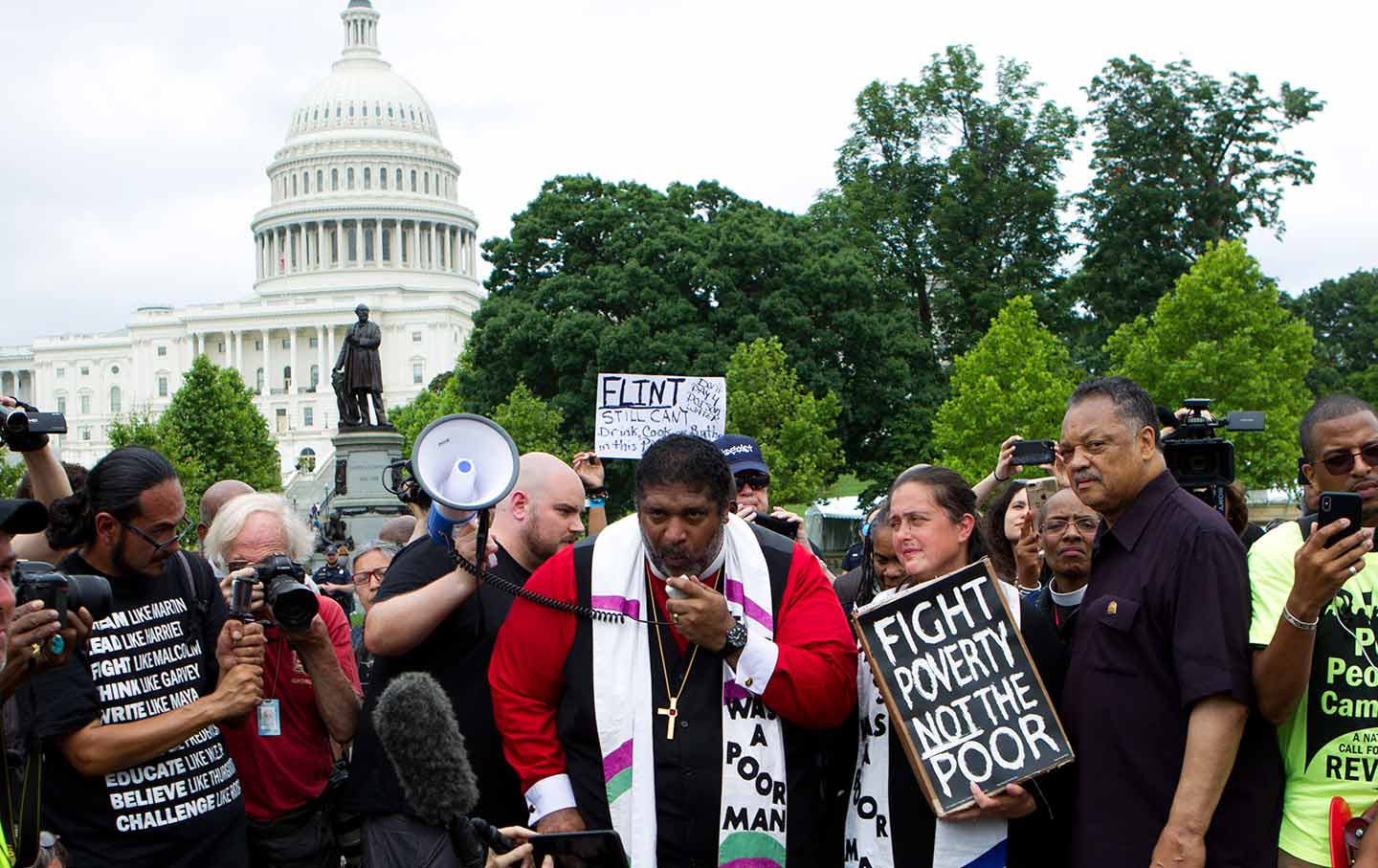 The Poor People's Campaign Is Just Getting Started | The Nation