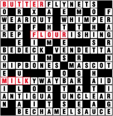 Puzzle No 3470 The Nation