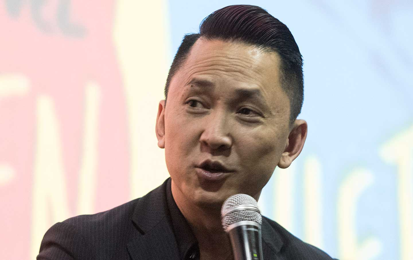 VIDEO Viet Thanh Nguyen Talks About the Rhetoric of Imperialism and Hate