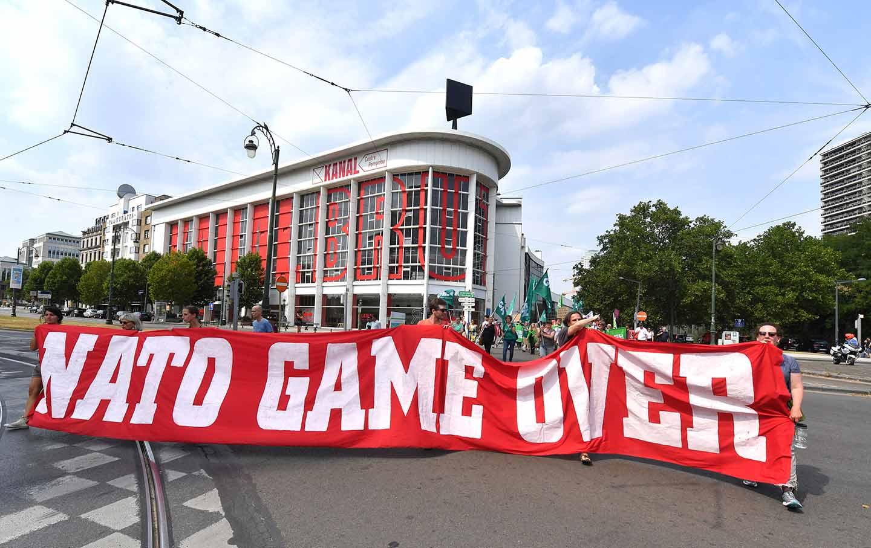 NATO Game Over