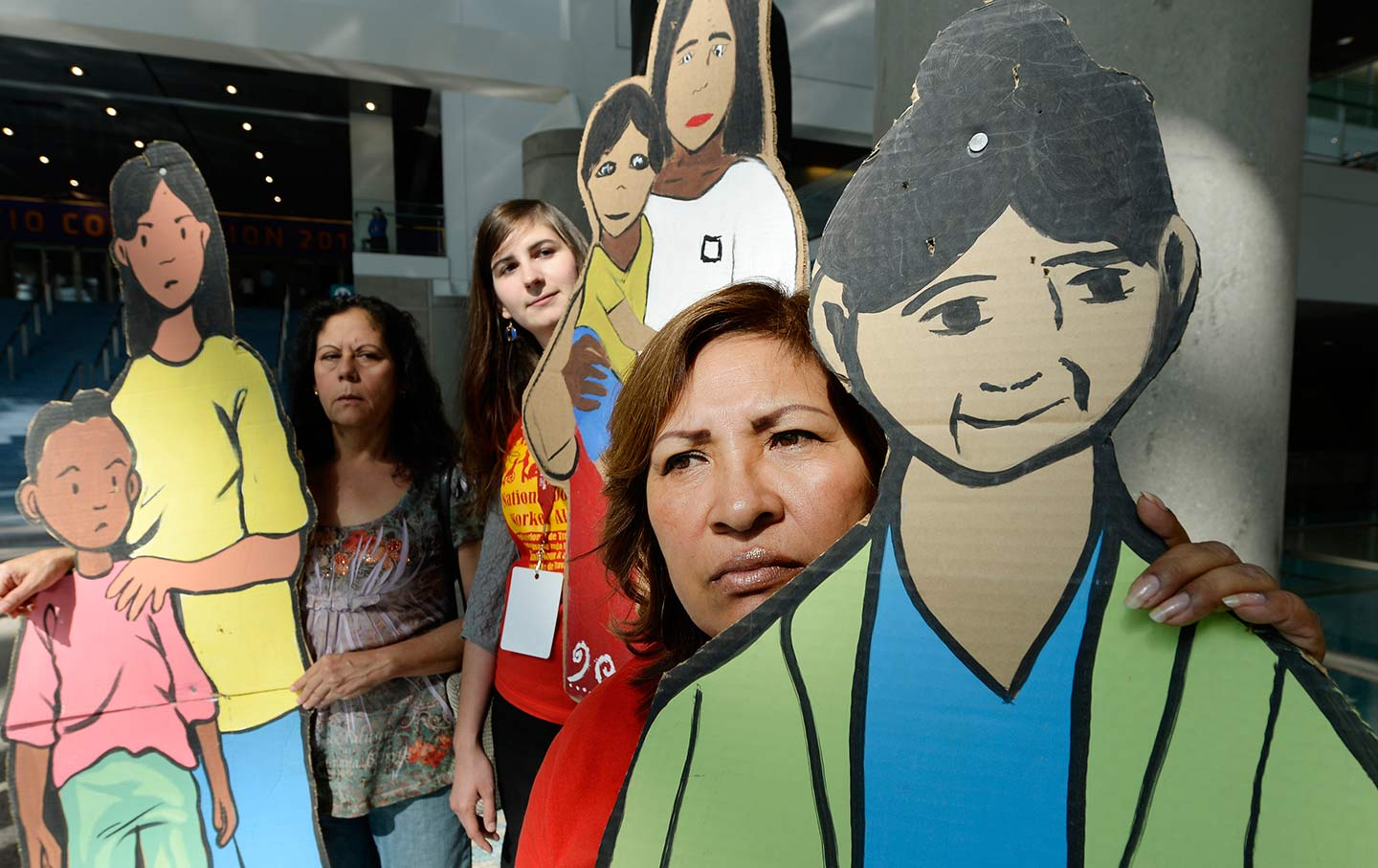 Domestic Worker Protest California