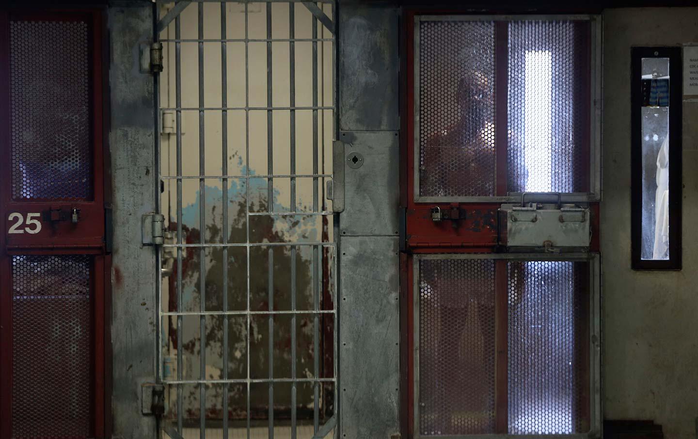 Inside a Security Housing Unit