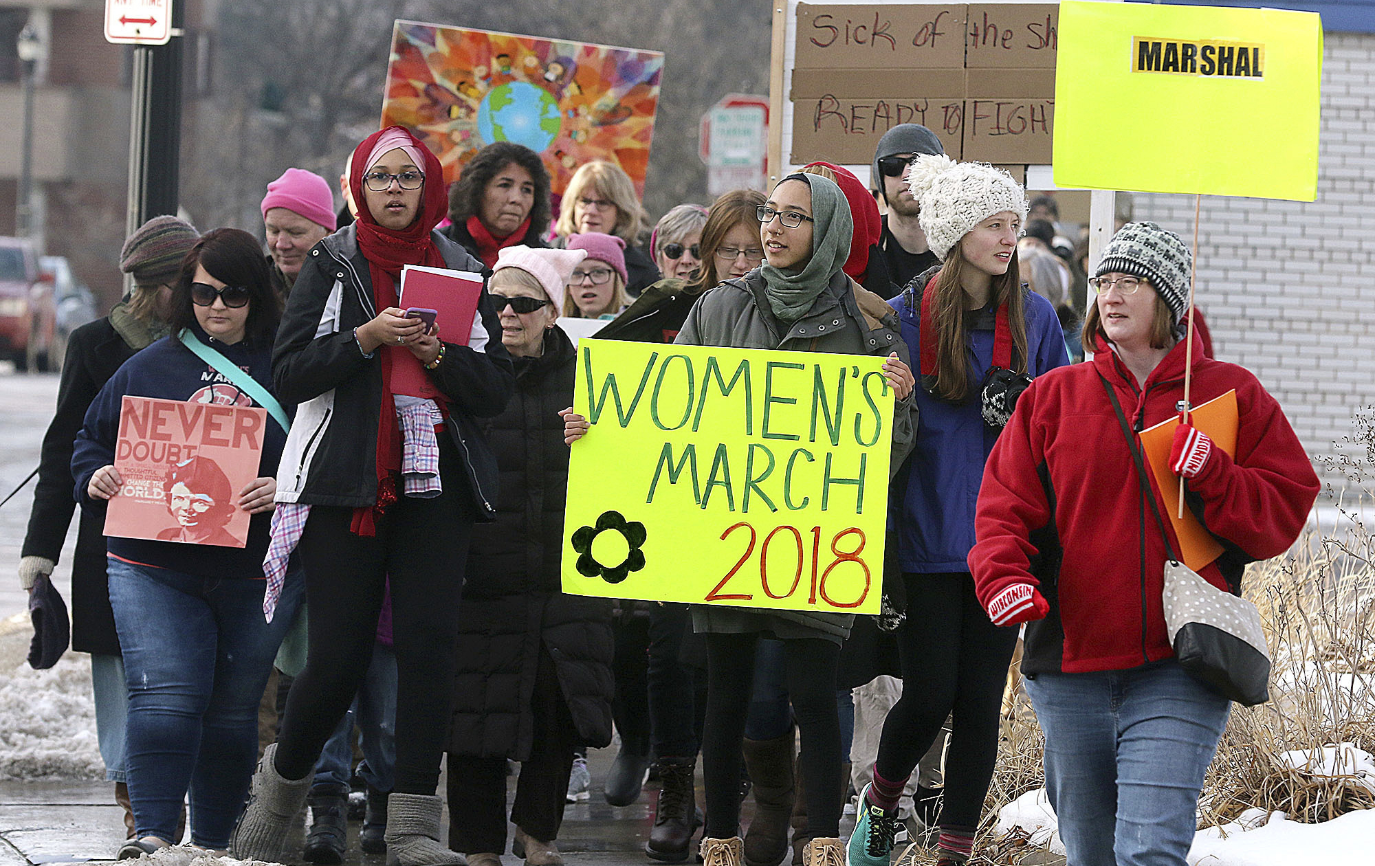 Womens March Wisconsin