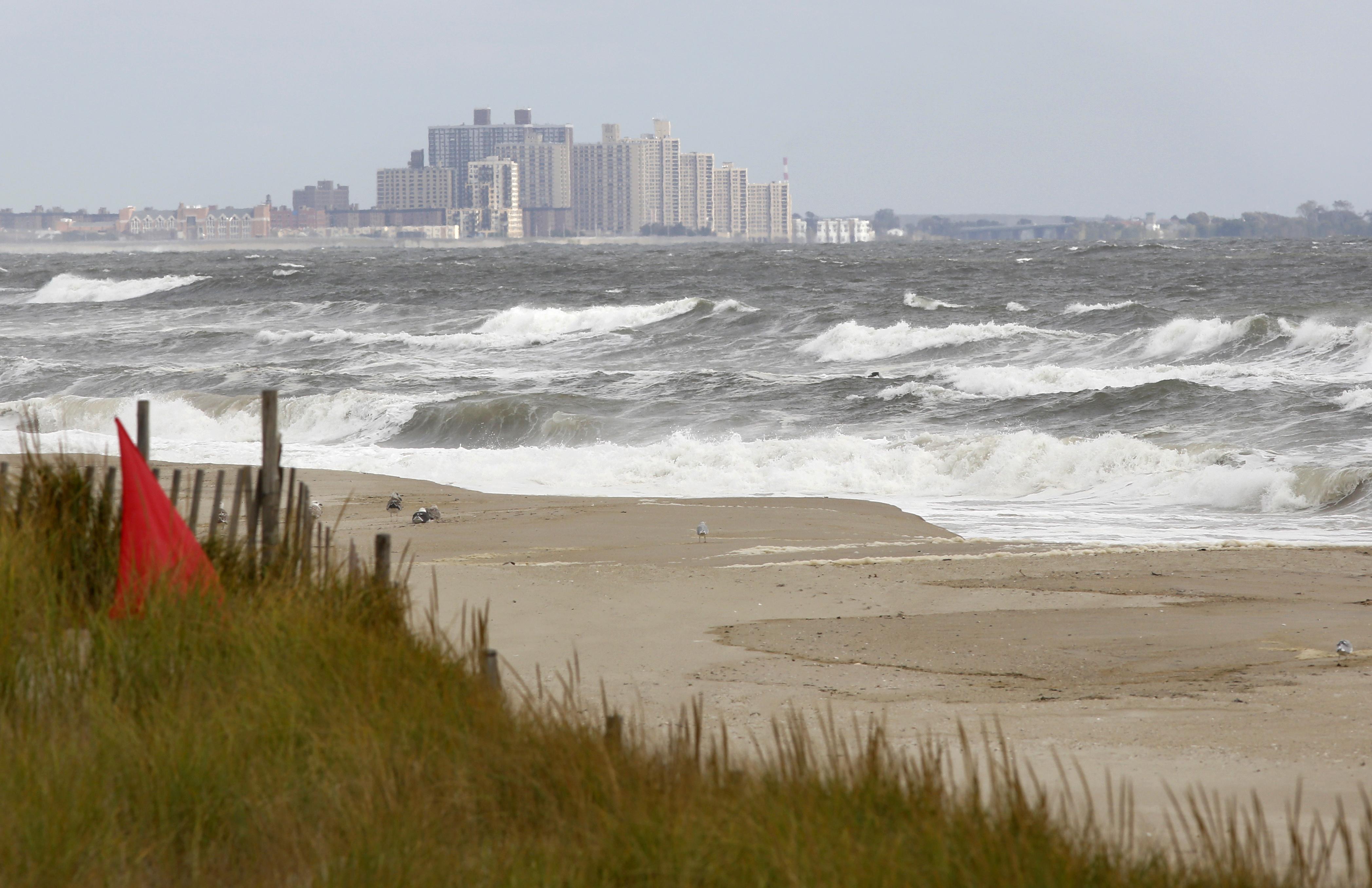 Superstorm Sandy Anniversary