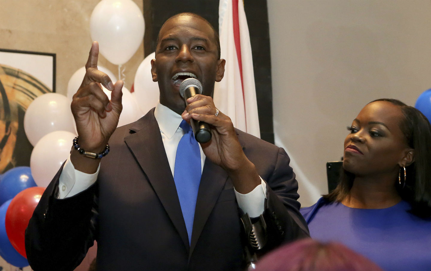 Image result for Andrew Gillum, photos