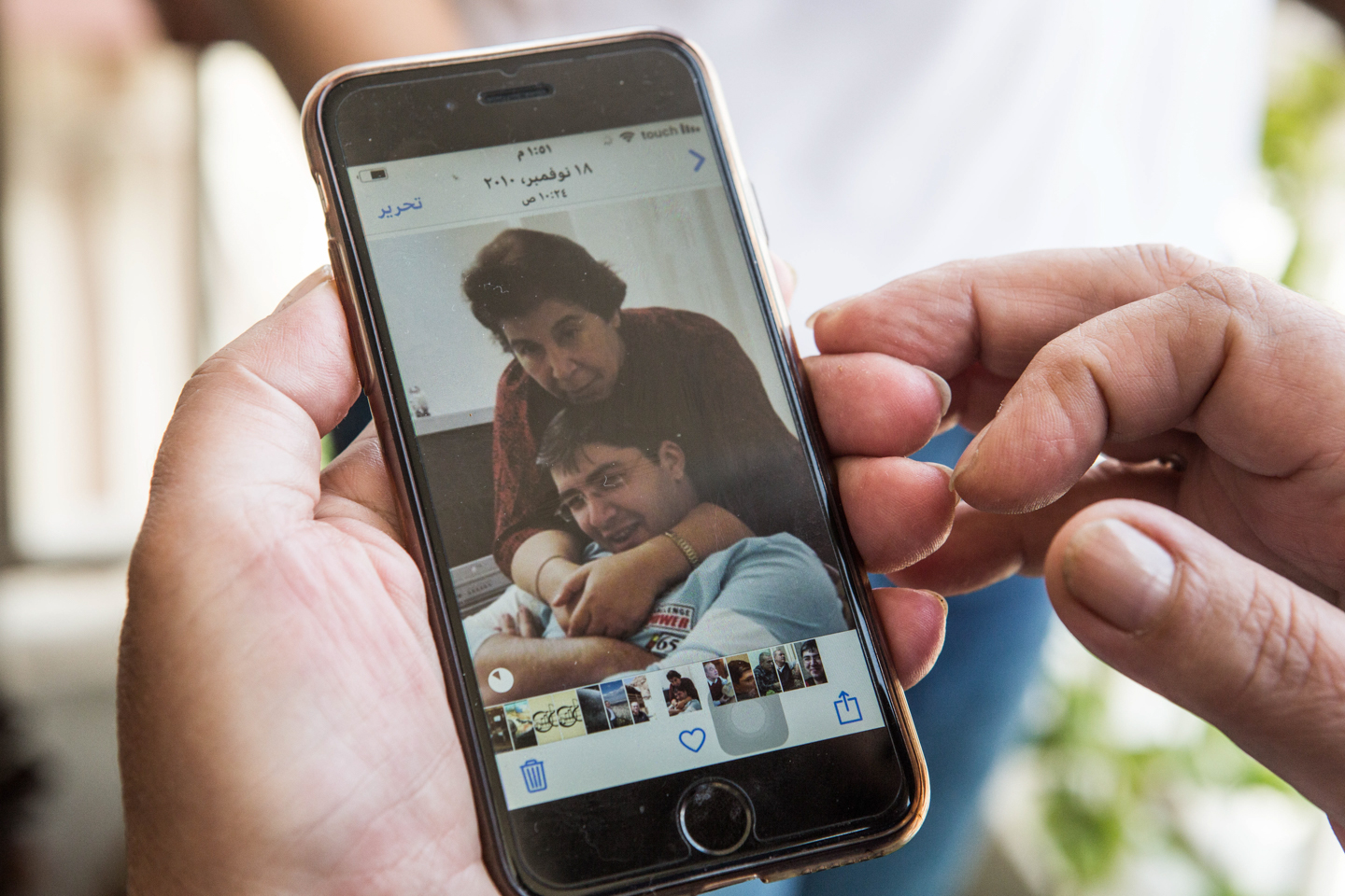 Syrian Women Seek the Truth About Their Missing Loved Ones