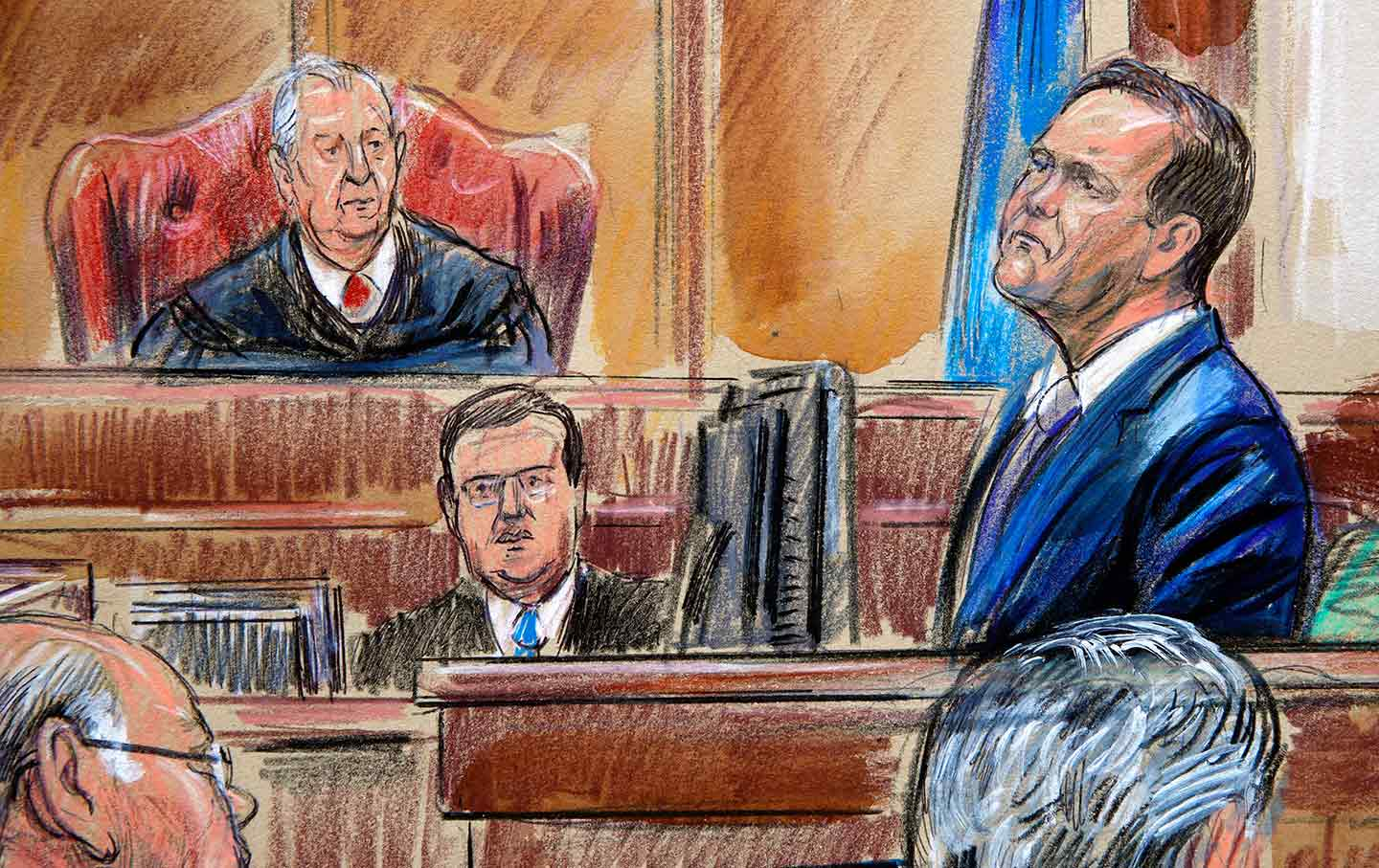 Paul Manafort trial's jury starts second day of deliberations