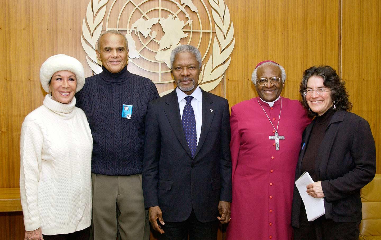 Kofi Annan Obituary