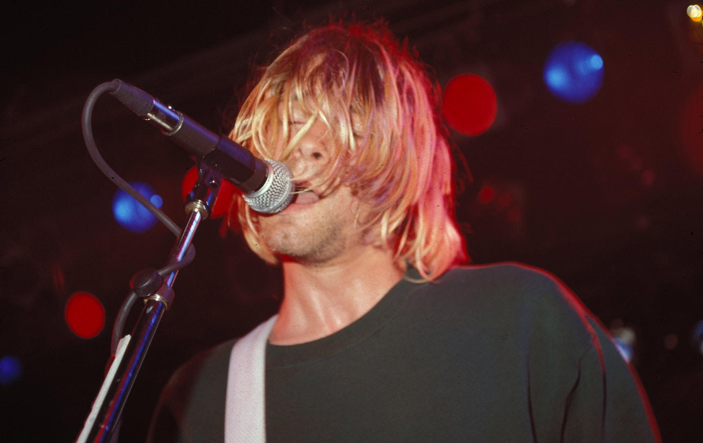 Kurt Cobain at the Roxy