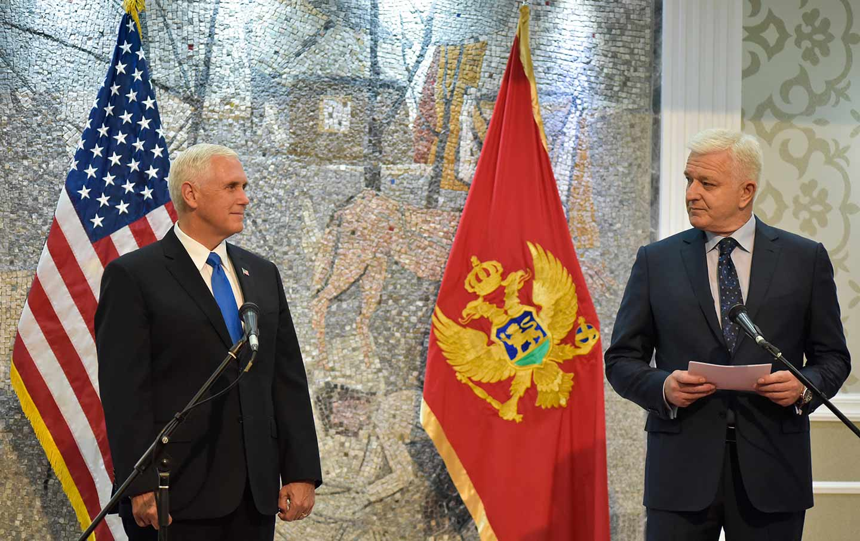 Pence Montenegro