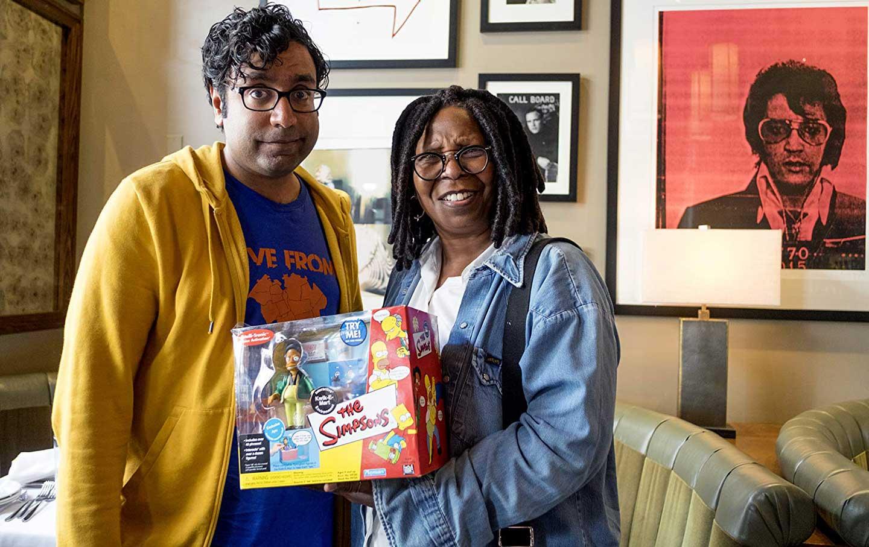 Kondabolu Problem With Apu