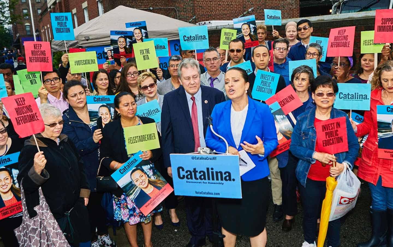 Watch Catalina Cruz video