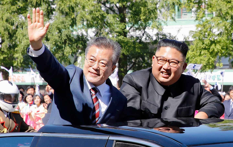 Moon-Kim Pyongyang Summit