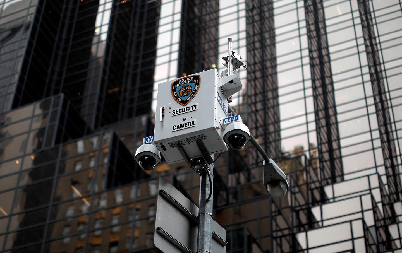 NYPd Cameras