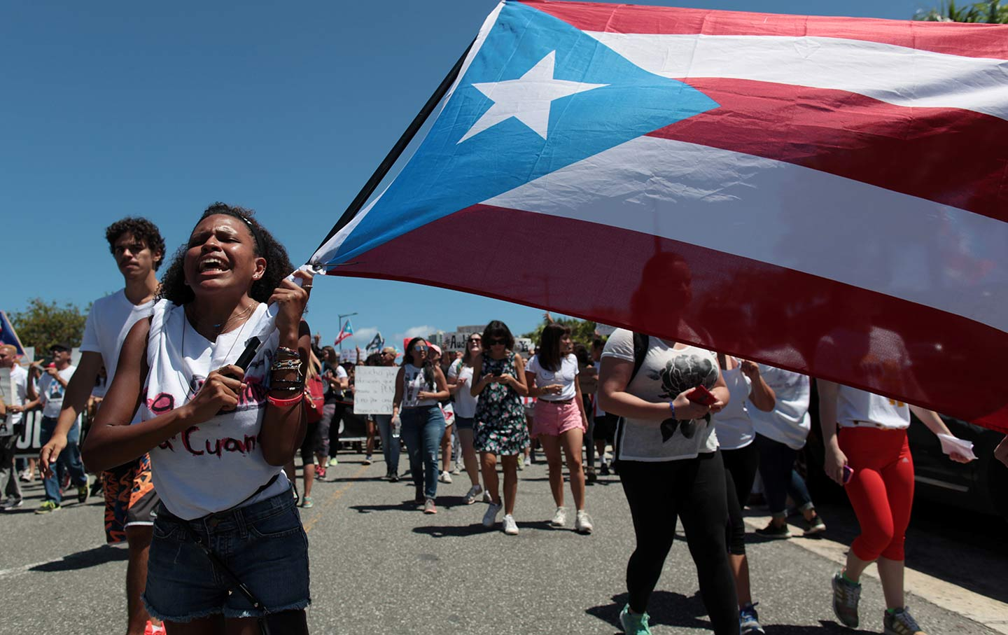 Puerto Rico student protests
