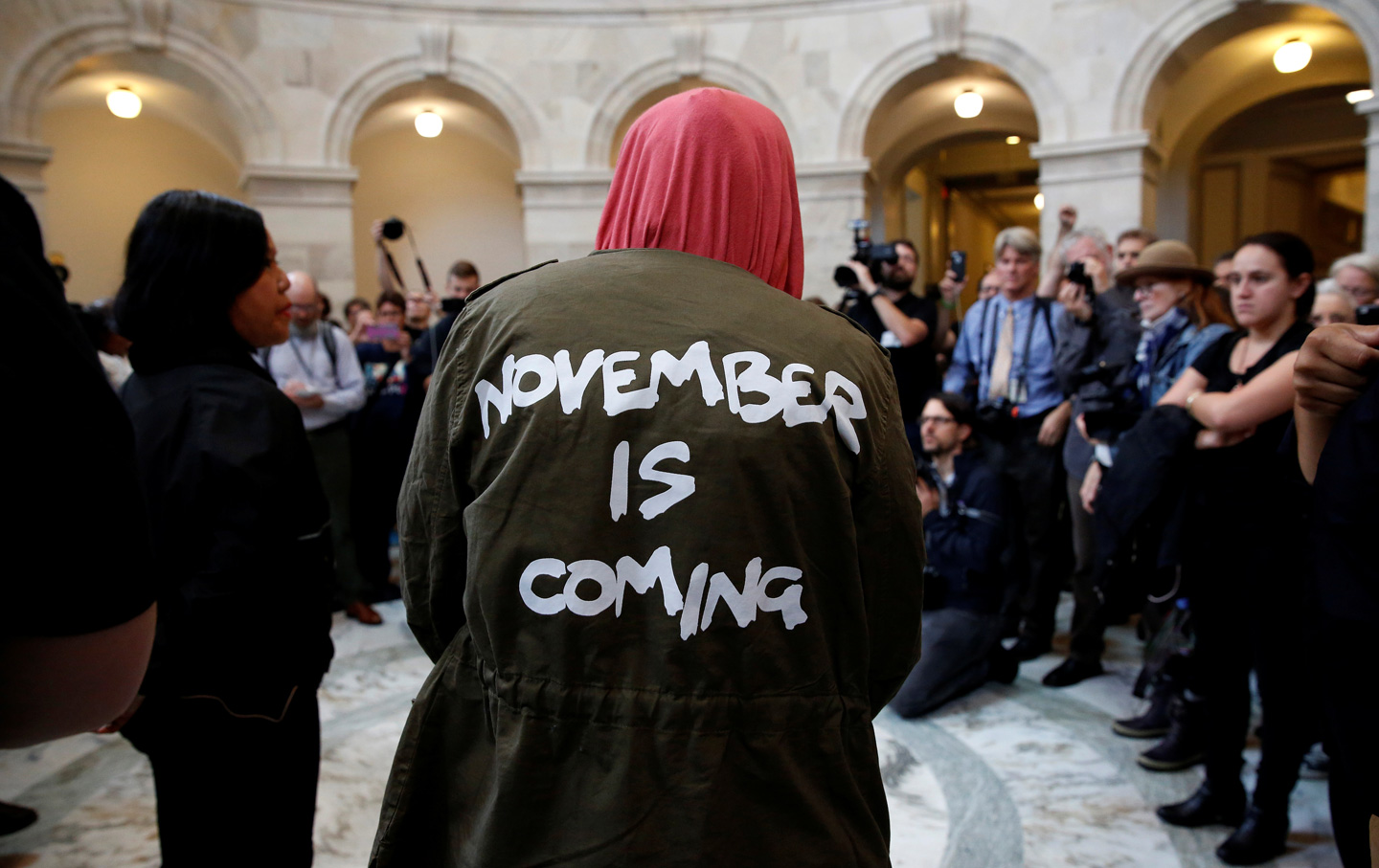 Kavanaugh-protest-November-Is-Coming-rtr-img