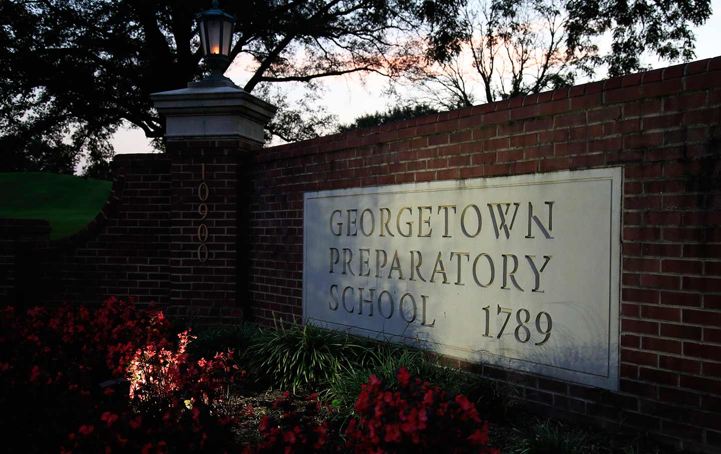 I Went to Georgetown Prep and Knew Mark Judge—and I Believe Christine Blasey Ford