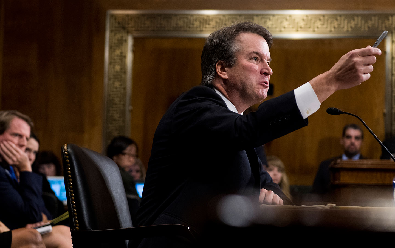 Brett Kavanaugh testifies