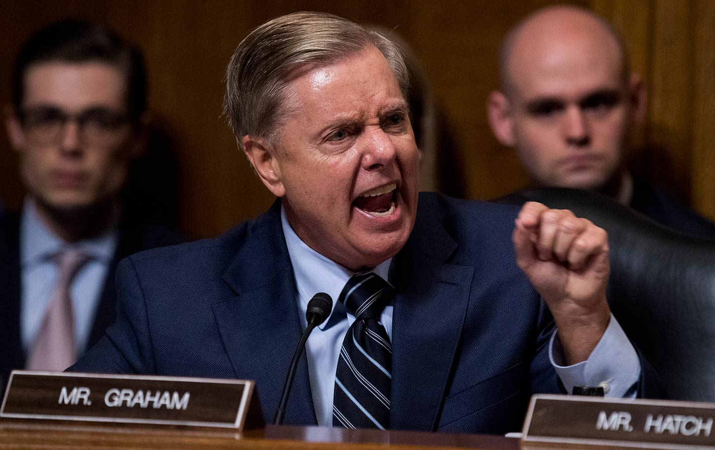 Lindsey Graham Kavanaugh