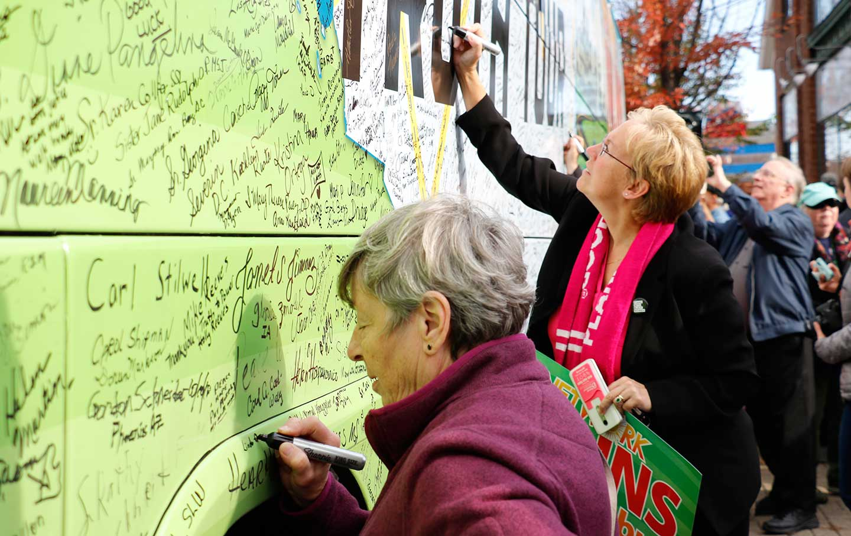Fans of Nuns Bus Tour