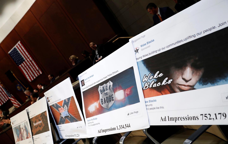 Russia Facebook Hearing