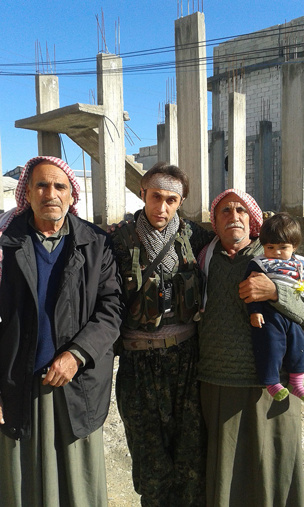 Syria San Hessami