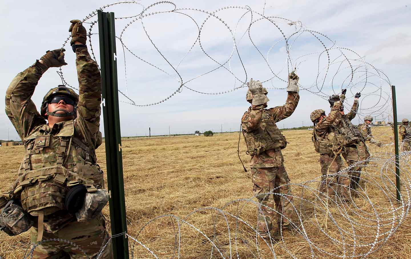Sending the US Army to the Border Creates 'a War Atmosphere