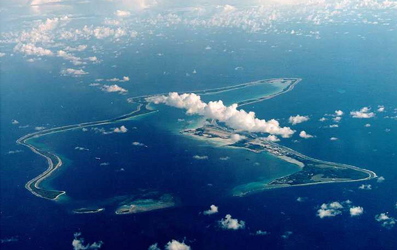 Diego Garcia Island
