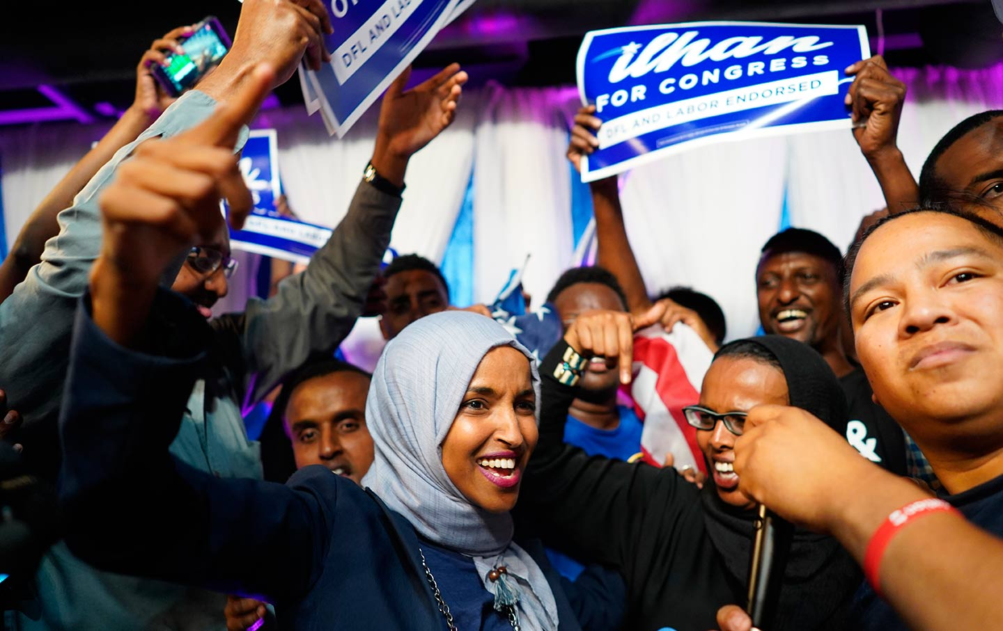 The 2018 Election: A Blue Wave With a Harsh Red Undertow ...