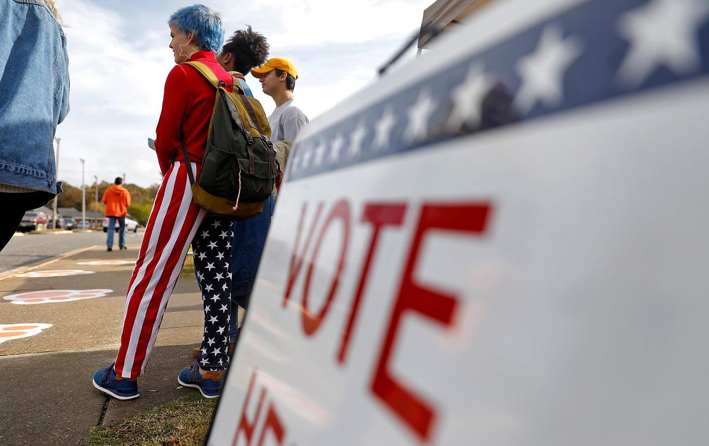 Student voters
