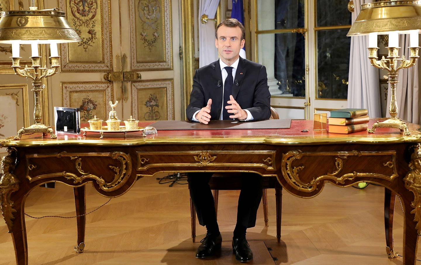 For Emmanuel Macron How Did Things Get So Bad So Fast The Nation