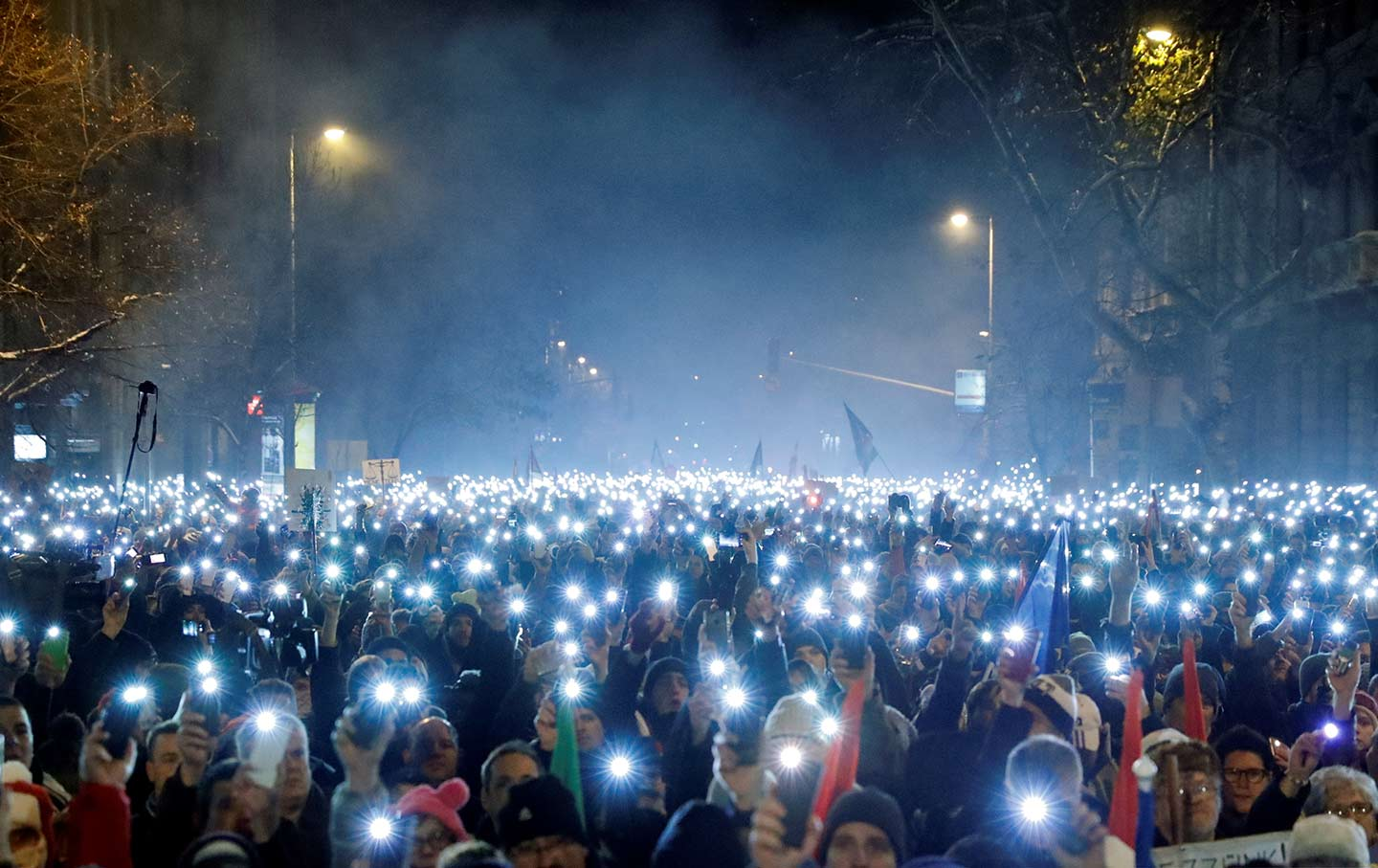 Hungary Slave Law Protests
