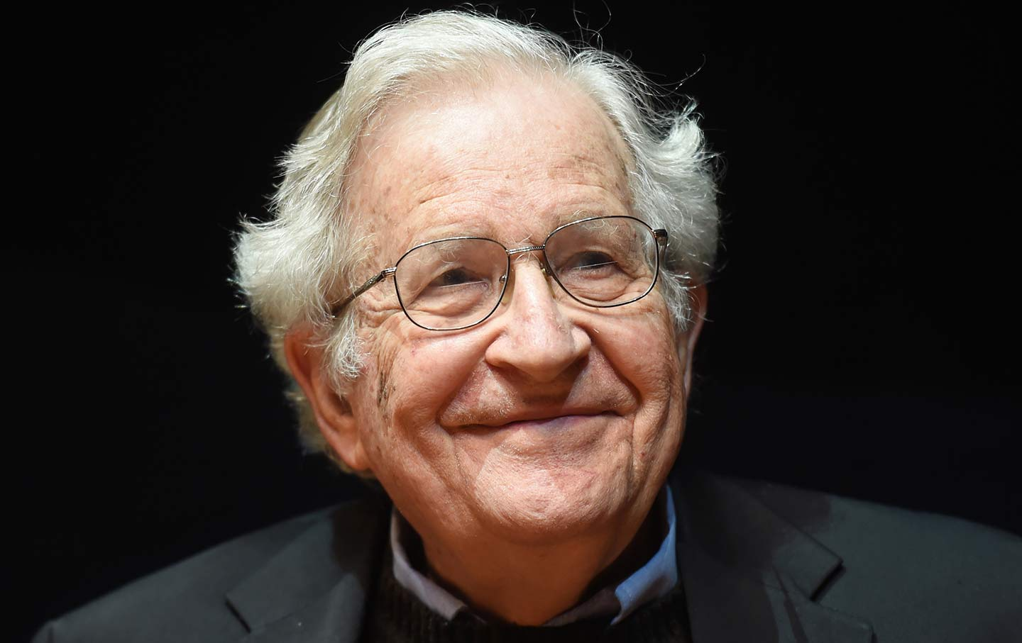 noam chomsky in germany