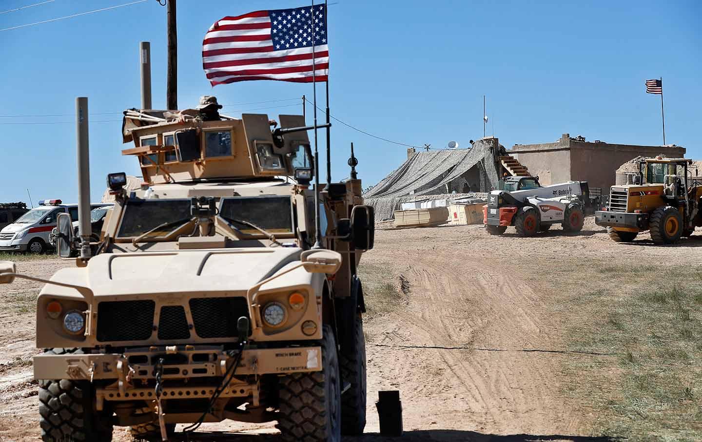 us flag vehicle syria