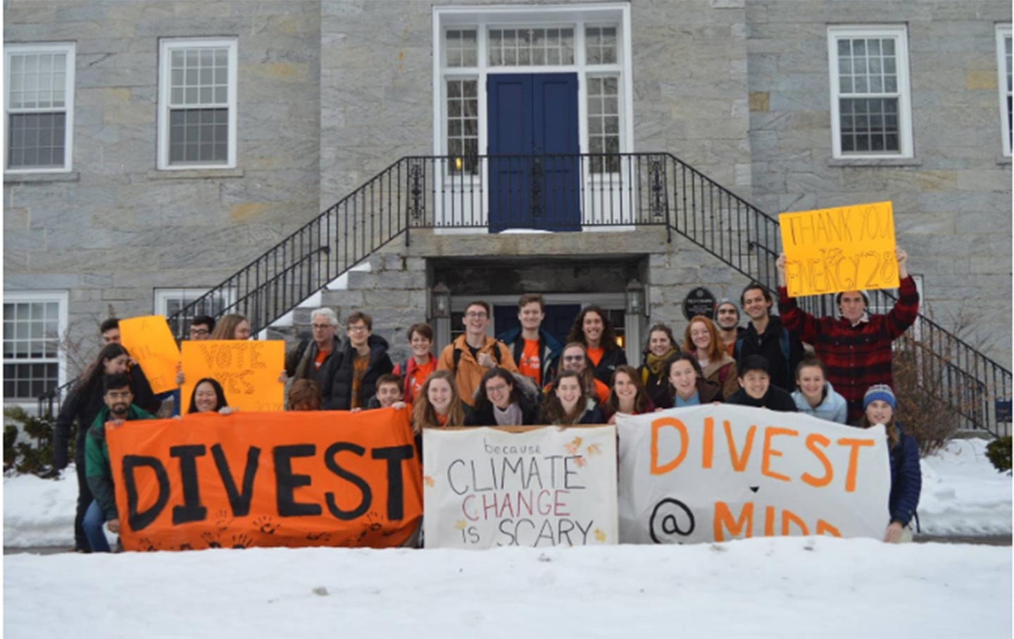 Middlebury Divestment