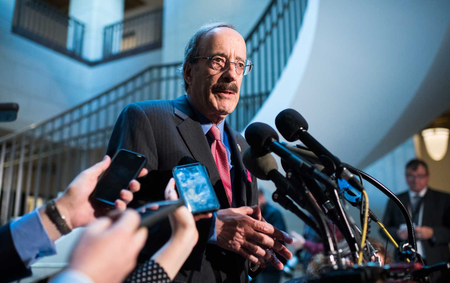 Representative Eliot Engel