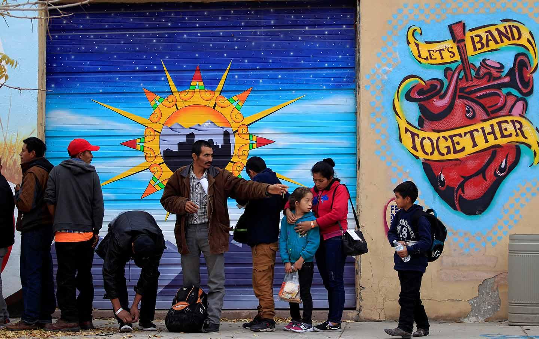 Escorts El Paso Tx >> Ice Put El Paso On The Brink Of A Humanitarian Crisis The