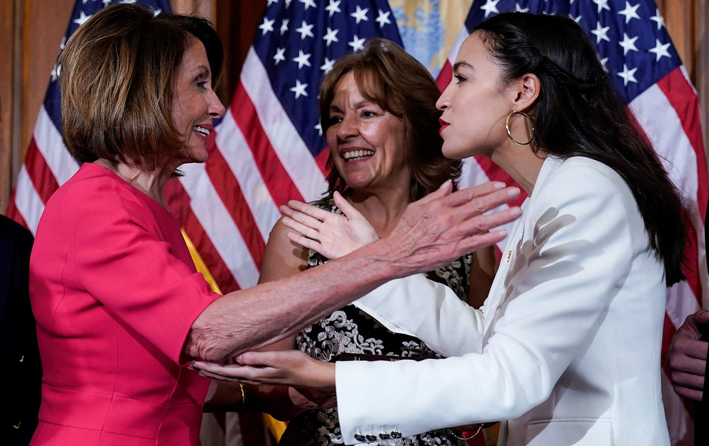 Congressional Dems 'Exasperated' With Ocasio-Cortez: 'Don't Attack Your Own People'