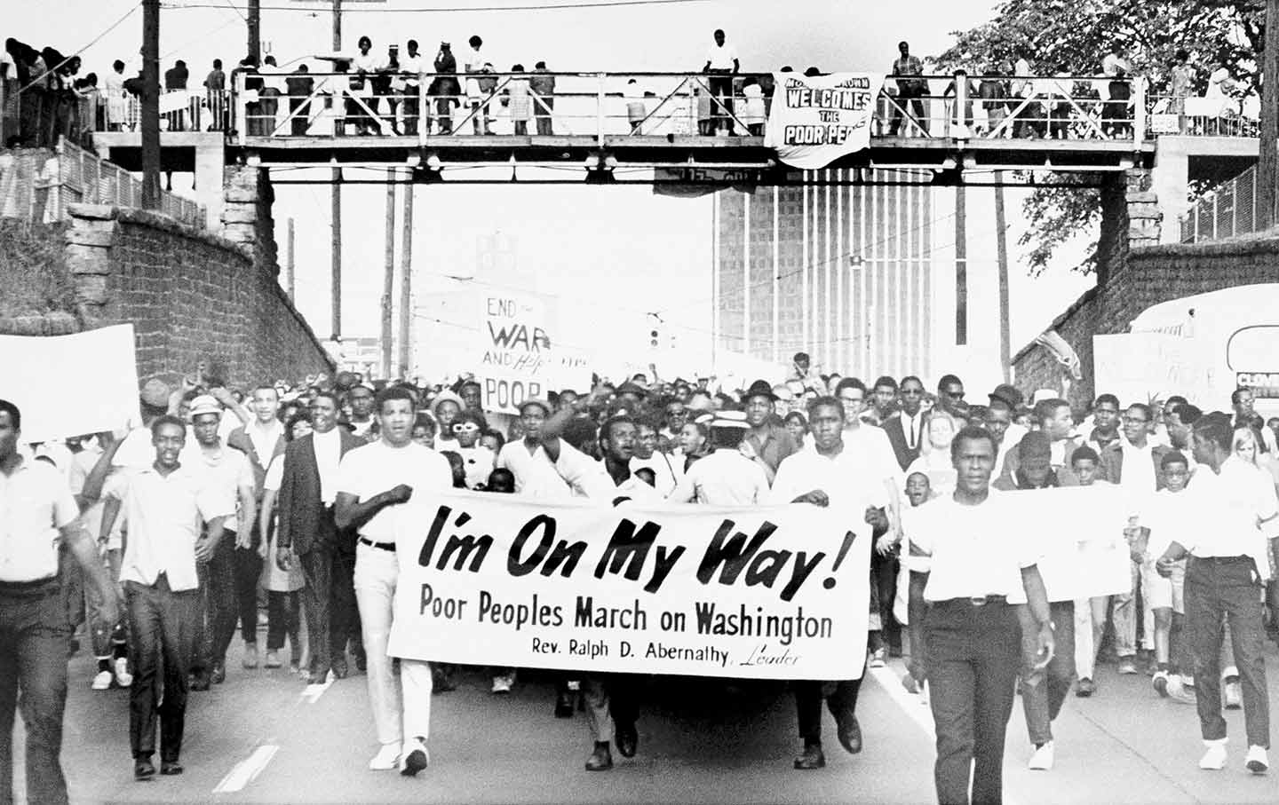 Poor People's march