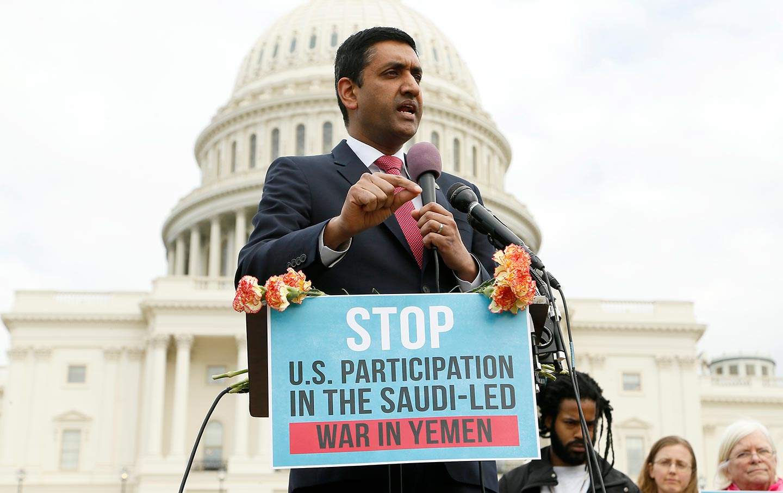 Ro Khanna on Yemen