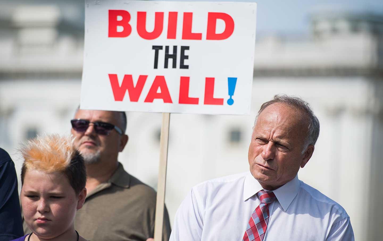 Steve King Build the Wall