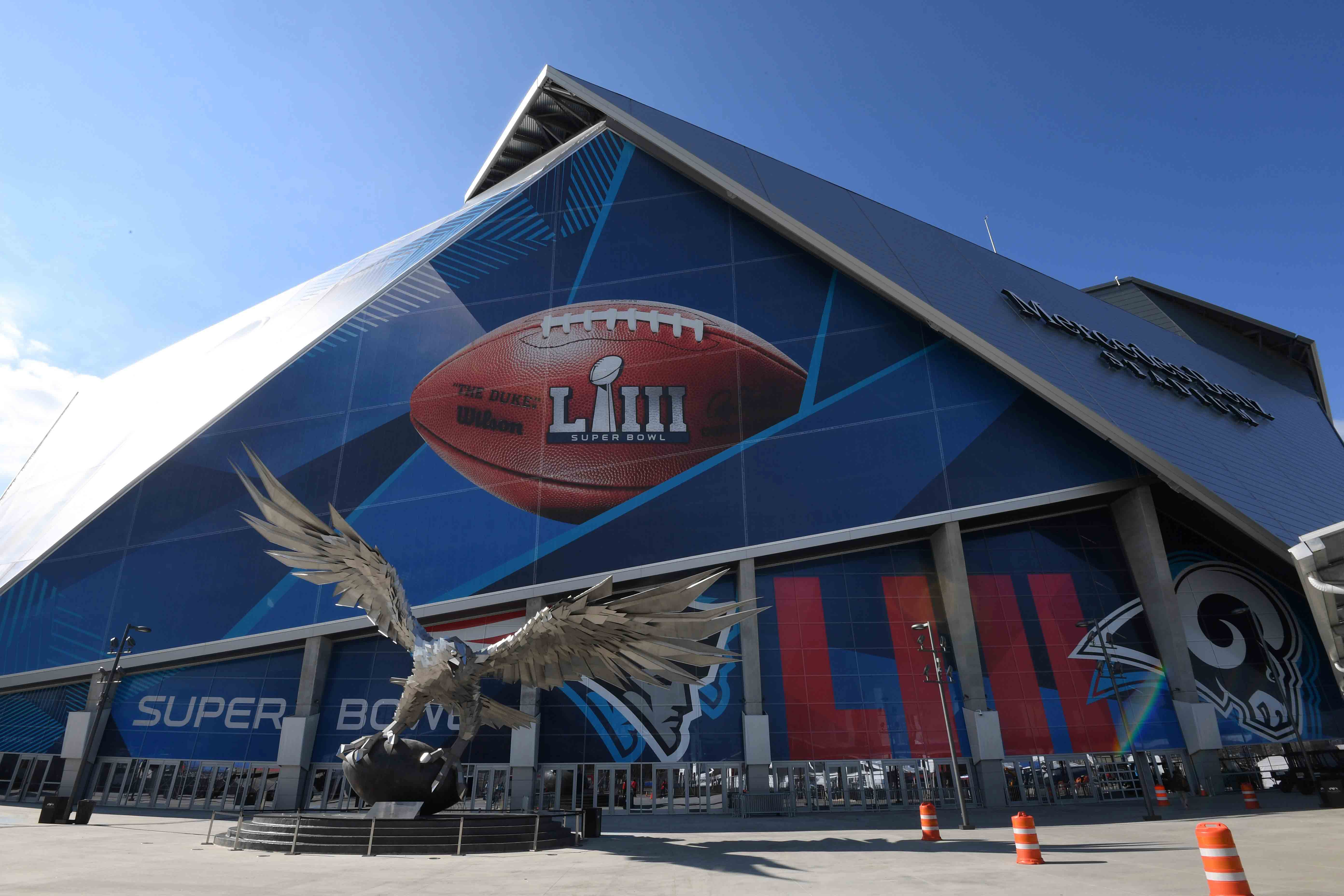 Super Bowl 2019 Venue in Atlanta